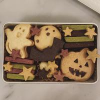 10月のクッキーBOX ハロウィン缶 *追加分