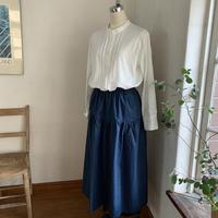 ティザーヌスカート コットン ②色
