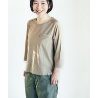 Hiker's T-shirt  (8sleeve) size:XXS(レディスS)