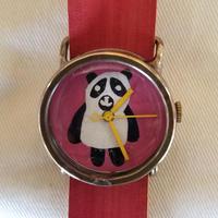 腕時計-パンダ