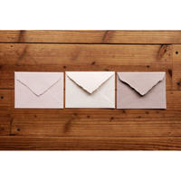 封筒|Handmade Deckle Edge Envelope