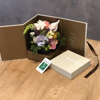 2021 Mother's Gift 生花  =surprise  Flower=