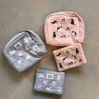 minis 刺繍ポーチvol.2