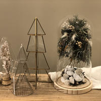 Christmas Glas Dome  -the perfect christmas-