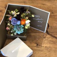 再販! 2020 Mother's Gift 生花  =surprise  Flower=