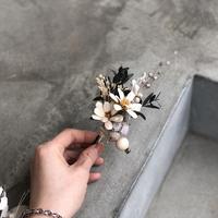コサージュ:  petit flower