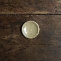 antiques  瀬戸 灯明皿 three