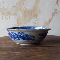 antiques 印判 7寸鉢