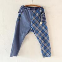 takuroh shirafuji Chao Phraya[Sarouel Pants( Lungi x Lungi) : Women] three