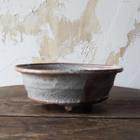 antiques 志野焼 菓子鉢