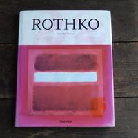 古書 ROTHKO 画集 (洋書)
