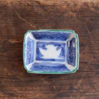 antiques  幕末  伊万里  鳥の豆皿