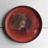 antiques 大陸から渡ってきた漆のお盆
