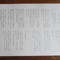 一之瀬ちひろ 日常と憲法 -PARIS2015/11/13-TOKYO2016-