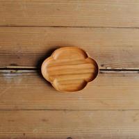 四十沢木材工芸  桜小皿 もっこう size S