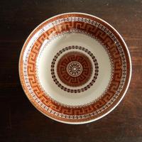antiques  松村硬質陶器  深皿 26cm