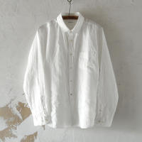 takuroh shirafuji Lithuania Linen basic shirt (size 4)