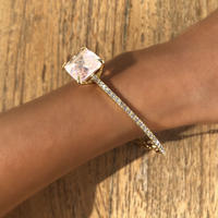 THE BANGLE OF ROSE(pale pink color)