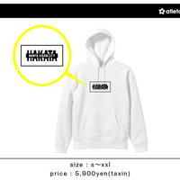 【受注製作商品】atleta nanyakisancity  hooded sweatshirt ナンヤキサンシティ パーカー