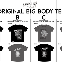 ORIGINAL BIG BODY TEE(VE+) / nilfinity
