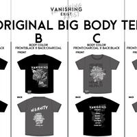 ORIGINAL BIG BODY TEE(VE+) / nilfinity