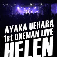 DVD AYAKA UEHARA 1st ONEMAN LIVE