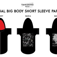 ORIGINAL BIG BODY Short sleeve Parker(VE+) / nilfinity