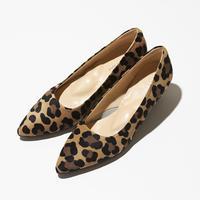 Pearl S width leopard *細幅