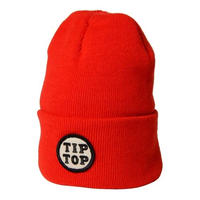 THUMPERS TIPTOP BEANIE (RED, YELLOW)