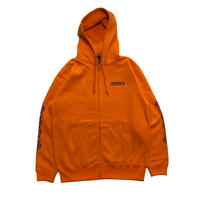 ATTACK ORIGINAL AS Tribal Fullzip Hoodie (Orange)