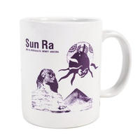 Theories  Theories Purple Moon Sun Ra Mug