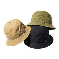 坩堝 RUTSUBO OG BALL HAT (BLACK, BEIGE, ARMY)