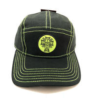 DOGTOWN JET CAP (BLACK/LIME)