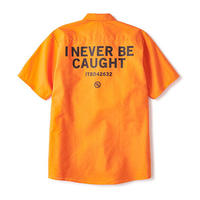 INTERBREED HIDE'N SEEK COLOR SHIRTS (ORANGE, BLACK)