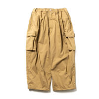 TIGHT BOOTH  BAGGY CARGO PANTS (Black, Grey, Khaki)