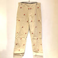 BUTTERGOODS ROSE CORDUROY PANTS (OFF WHITE)