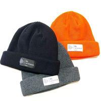 DL Headwear Kenny Cuff Knit (BLACK, CHARCOAL, ORANGE)