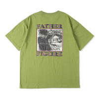 THUMPERS NYC SCORPIO RISING S/S TEE (OLIVE)