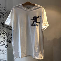 LONELY論理  LONELY EXPRESS TEE (WHITE , BLACK , ORANGE)