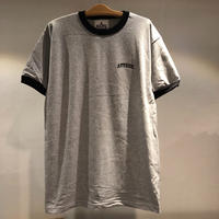 ATTACK ORIGINAL RINGER TEE (GREY)
