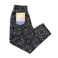 Cookman Chef Pants (Paisley Black)