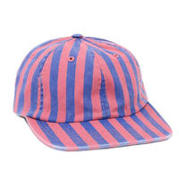 Only NY Nautical Striped Polo Hat (Nautical Red)