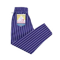 Cookman Chef Pants (Stripe PURPLE)