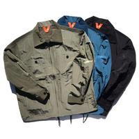 FLATLUX Island Shirt Jacket (slate, black, army)