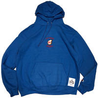 ATTACK ORIGINAL P-WING HOODIE (BLUE)