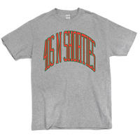 40s&Shorties Champ Tee (Athletic Heather, Black)