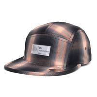 DL Headwear Omega 5Panel Camp Cap (neonnel orange)