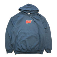 Attack Fishing Club BAYSIDE Rap®︎ 2 HOODIE (SEA BLUE)
