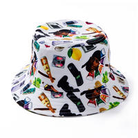 NEMES HEI-SEI SUMMER BUCKET HAT (WHITE)