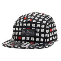 DL Headwear Omega 5Panel Camp Cap (agari)